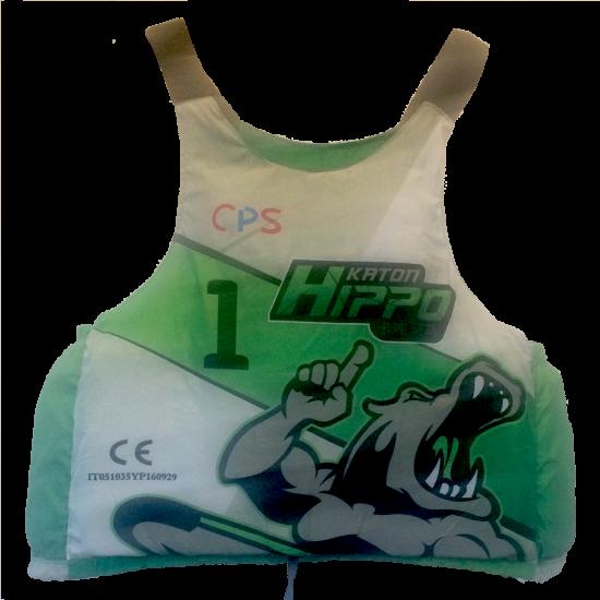 CPS Custom Polo PFD